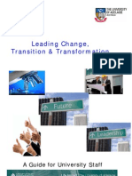 Leading Change Toolit