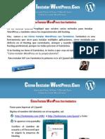 Como Instalar WordPress Con Fantastico