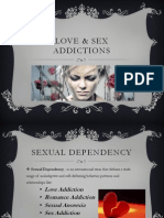 Love & Sex Addictions