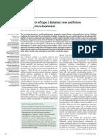Lancet July 2011 Mgmt of Type 2 DM