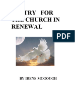 Poetry for the Church in Renewal