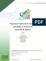 oft IT 10 Ver 2 Informe LeccionesAprendidasV1.5-Sept5-2006 2