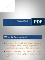 5. Perception
