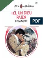 Tel un dieu païen - Celia Scott