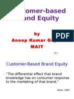 2 Customer Based Brand Equity