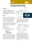 11-An - Industrial Dehumidifier Sizing