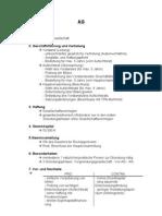 LF 2 - AG Zusammenfassung
