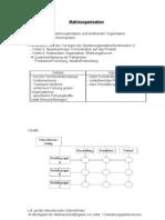LF 2 - Matrixorganisation