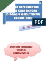 thypoid abdominalis