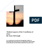 Medical Aspects of the Crucifixion of Jesus