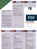 Program XXIII Politoloski Dnevi