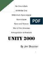 Unity 2000 Plot - Jim Shooter