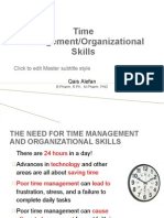 5 Time Management