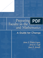 Preparing Future Faculty Manual
