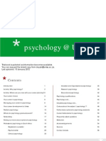 Career Info Psychology