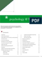Career Info Psychology