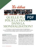 0412 - Quelle Place Pour La France Dans La Mondialisation