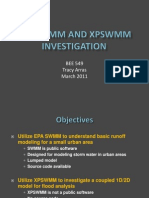 EPA SWMM and XPSWMM Investigation 4