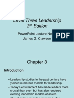 Clawson Ppt Slides Chapters 3 and 4 (2)