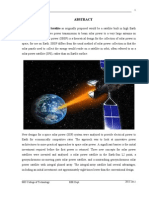 Solar Power Satellite