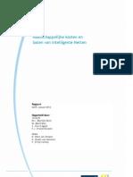 CE Delft Maatschappelijke Kosten Baten Intelligente Netten Def Kopie