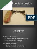 RPD Design