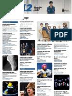 Agenda Canarias cultura y ocio - abril 2012