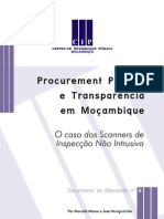 46_Procurement Publico e Transparência em Moçambique