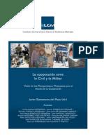 LIBRO Cooperación Civil y Militar