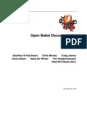 openbabel jar