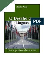 o Desafio Das Linguas