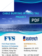 Cable Burying in Vung Tau Project_fni