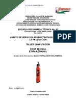 Análisis de Objeto Técnico El Destornillador Inalambrico