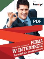 Poradnik Firma w Internecie