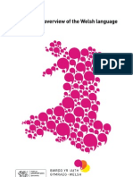 A Statistical Overview of the Welsh Language