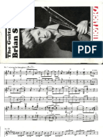 [Book] Brian Setzer - The Guitar of BRIAN SETZER (Hot Licks Booklet)