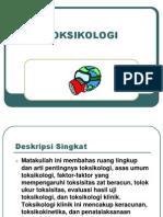 Kuliah Toksikologi Bu Sapto 2010