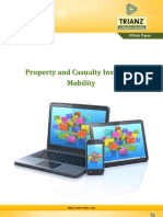 Trianz Property Casualty Insurance Mobility WP