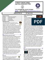 Newsletter 139 - 30.03.12