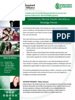 CMH Workforce Strategy Forum_Invitation