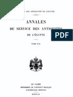 Grdseloff, Deux Inscriptions Juridiques de l'ancien empire_ASAE_42