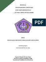Proposal PKMK Kopi Mengkudu