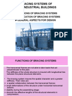 Bracing Systems of Industrial Buildings