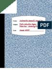 03 Public Education Assessment