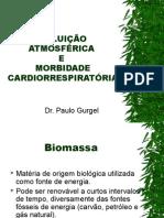 POLUIÇÃO ATMOSFÉRICA E MORBIDADE CARDIORRESPIRATÓRIA