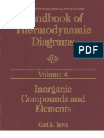 YAWS, Volume 4 - Inorganic Compounds and Elements