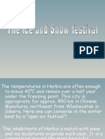 Harbin Festival of Ice and Snow Pps Download