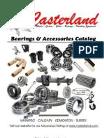 Bearings Catalog 2010