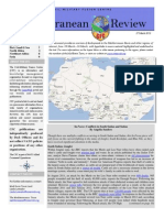 CFC Mediterranean Basin Review, 26 March 2012