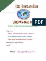 desarrollo economico sostenible